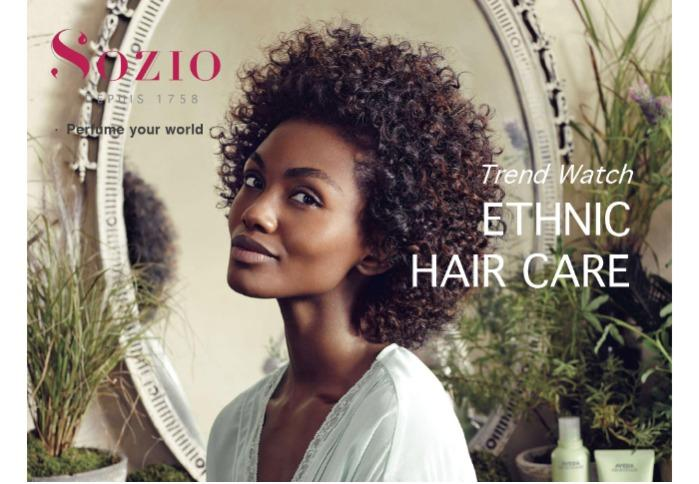 """""""Trend watch ethnic haircare"""" -"""