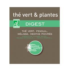 Thé vert Bio 'Digest' - null
