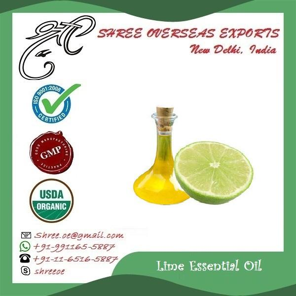 Organic Lime Oil