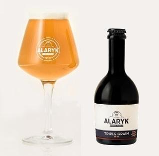 ALARYK TRIPLE GRAIN BIO 8.5% - Boissons