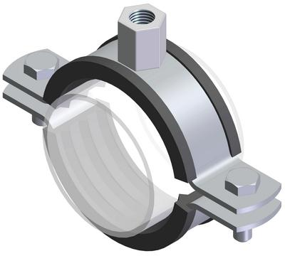 Screw clamps - HSR 07 20-24 mm without inlay