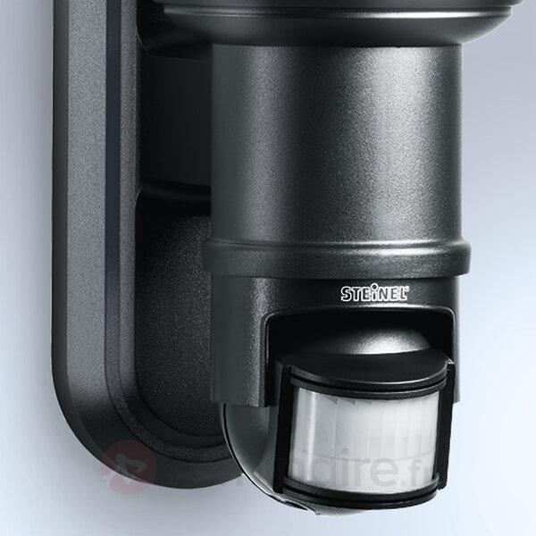 Applique d'ext. à détecteur STEINEL L 562 S noir - Appliques d'extérieur avec détecteur