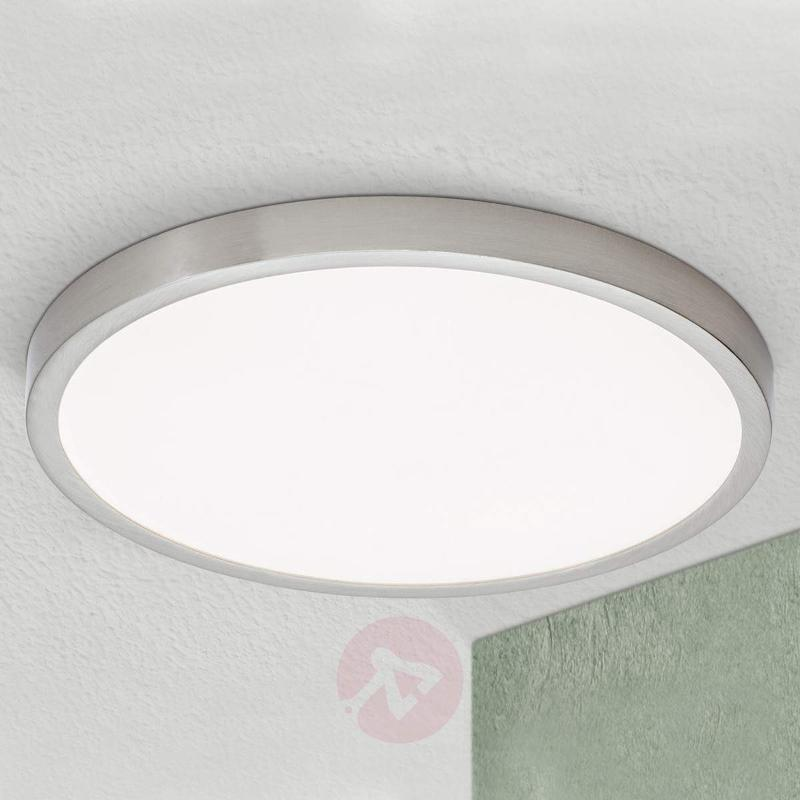 Very flat LED ceiling light Vika - Ceiling Lights