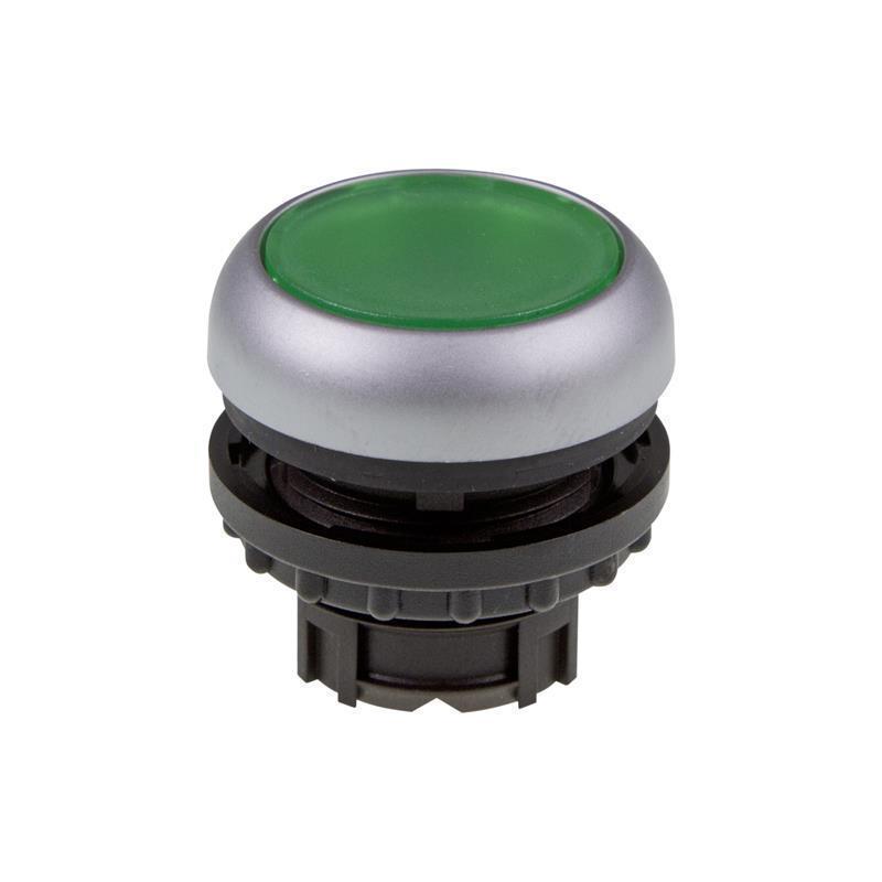 Bouton-poussoir lumineux Eaton 216927 - M22-DL-G - null