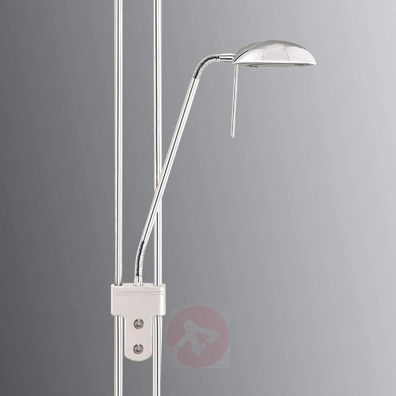 Jerik - uplighter with dimmer and reading light - Uplighters