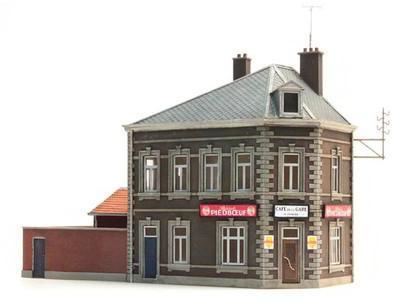 Café de la gare modélisme