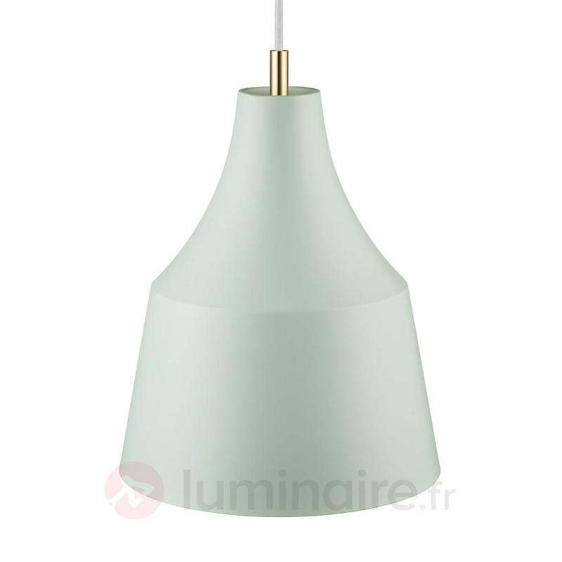 Suspension LED décorative Grace, vert tendre - Suspensions LED