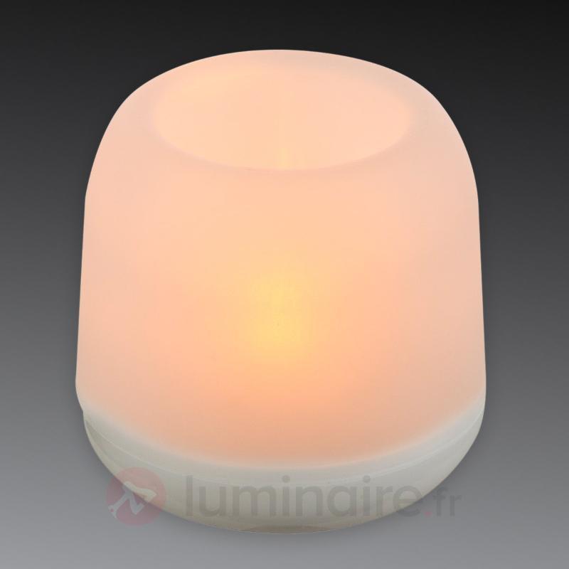 Lampe LED Nolis, gonflable et dégonflable - Lampes décoratives d'intérieur