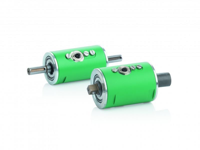 旋转扭矩传感器 - 8645, 8646 - 旋转扭矩传感器, 新的专利测量技术,非接触式传输免维护,价格极低,圆轴或方端