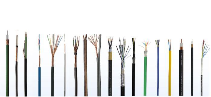 Särskilda kablar - Specialkablar enligt kundens behov