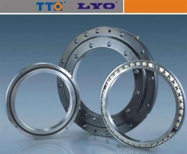 Non gear cross roller slewing bearing