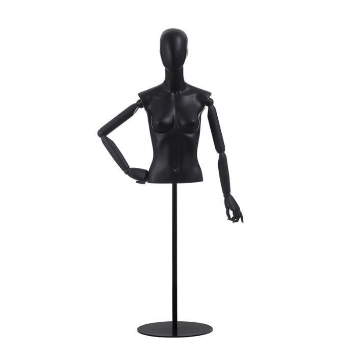 Bustes de mannequins femme - Bustes mannequins vitrine femme