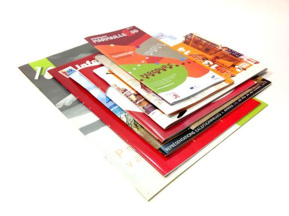 Brochures - catalogues