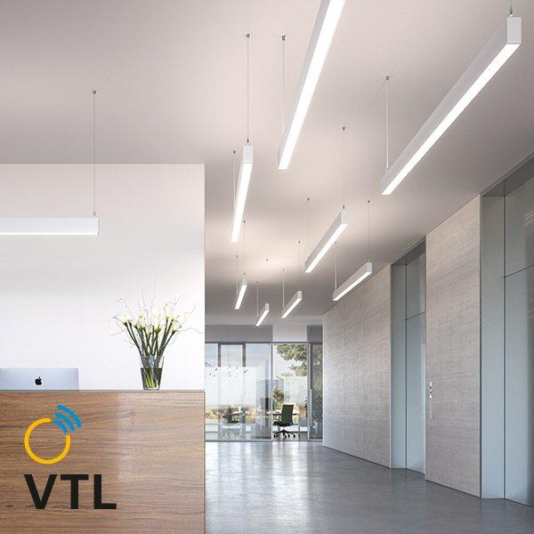 Apparecchi a sospensione IDOO.line VTL (Sistema modulare) - Apparecchi a sospensione IDOO.line VTL