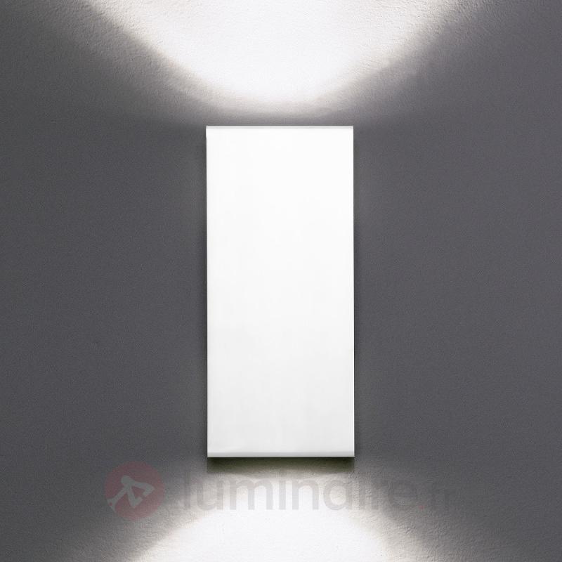 Applique à 2 lampes Dau Doble - Appliques chromées/nickel/inox
