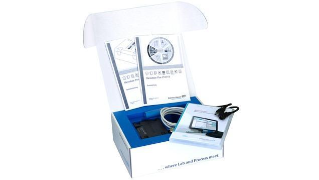 Software di misura - CYZ71D -
