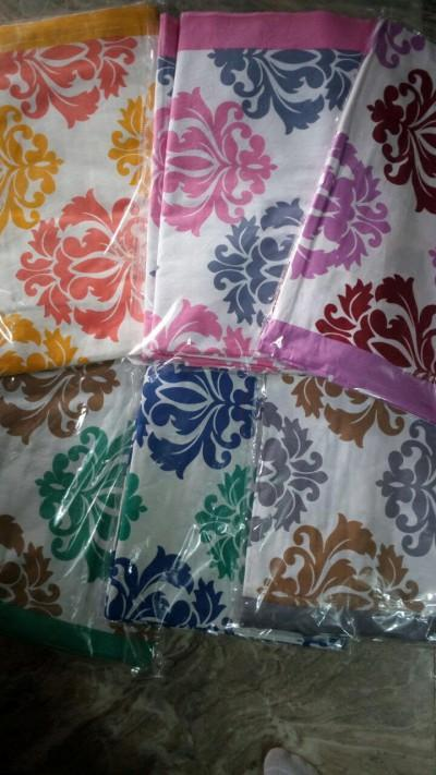Printed bedsheets - 100% Cotton sheet