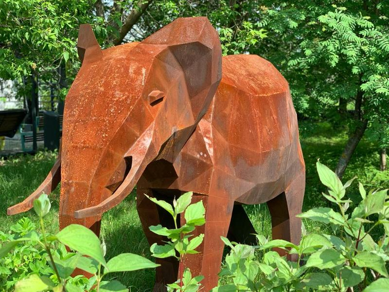 Sculpture «Elephant» - Garden products