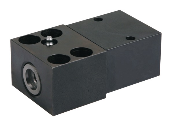 Block cylinder with guide housing - Article ID 1738056
