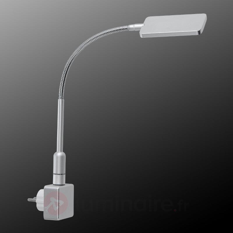 Applique à prise directe Juby interrupteur tactile - Lampes sur prise et veilleuses