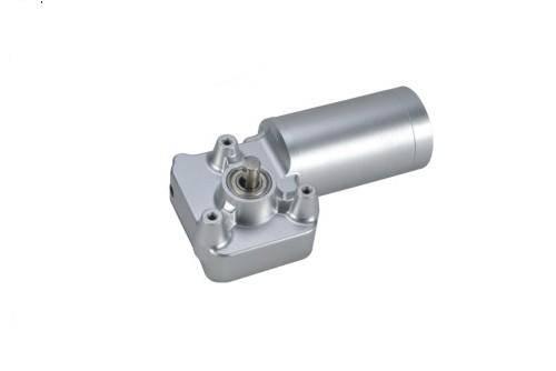 GM40 Worm Shaft Gear Motor - Gear motor range