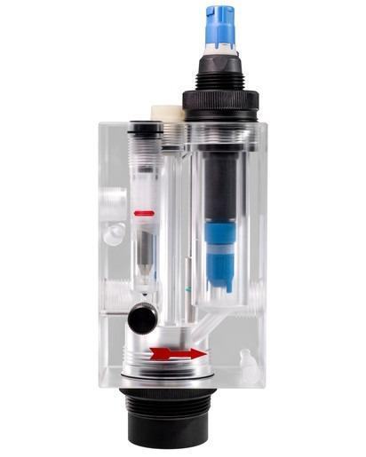Sensor digital de cloro total  Memosens CCS120D - Sensor de desinfección Memosens para aguas residuales y aguas de proceso.