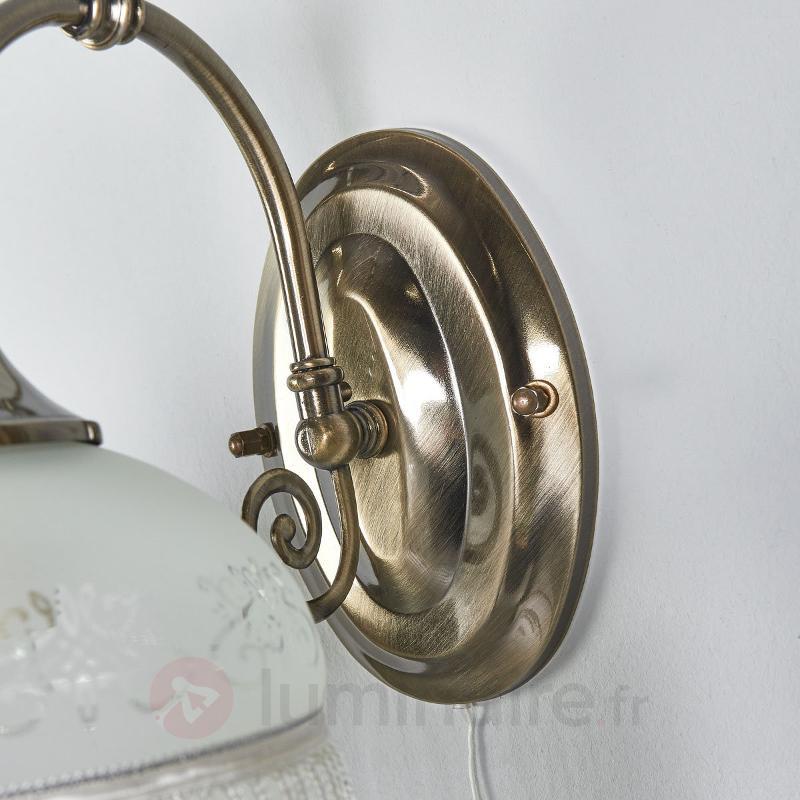 Applique élégante et classique VICTORIANA - Appliques classiques, antiques