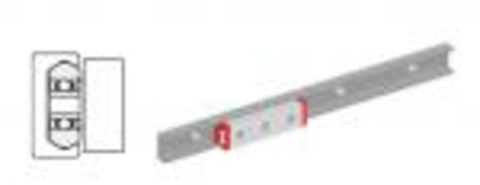 IBC Linearwälzlager-Laufwagensystem - Festlagersystem... - null