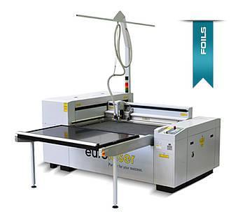 Laser cutter for foils - M-800