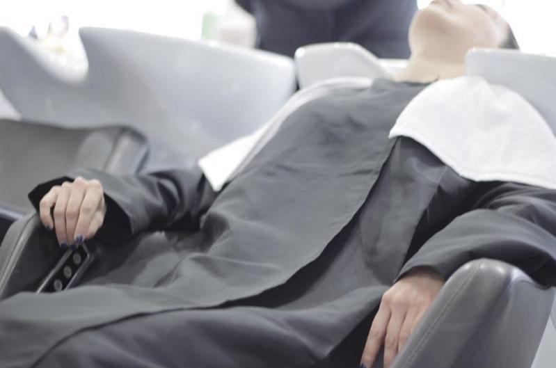 Hairdresser Gown - null