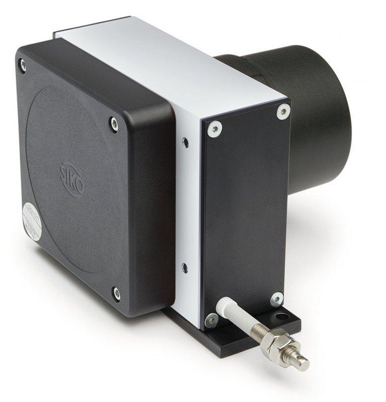 Seilzuggeber SGP/1 - Seilzuggeber SGP/1, robuste Bauweise mit Analogausgang und 6000 mm Messlänge