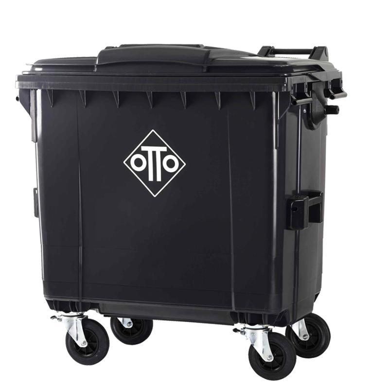 Conteneurs à déchets - Conteneur 770L