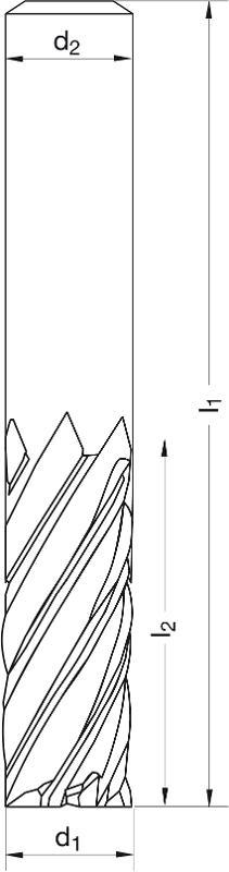 Milling Tools - Catalogue-No.: 916120
