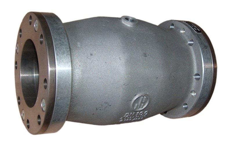 Пережимной клапан для автоцистерн - Вакуумный клапан для автоцистерн