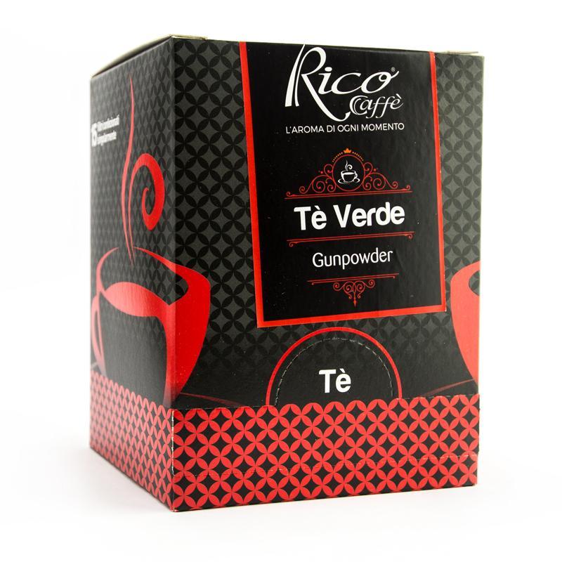 Tè Verde Gunpowder - Le Specialità