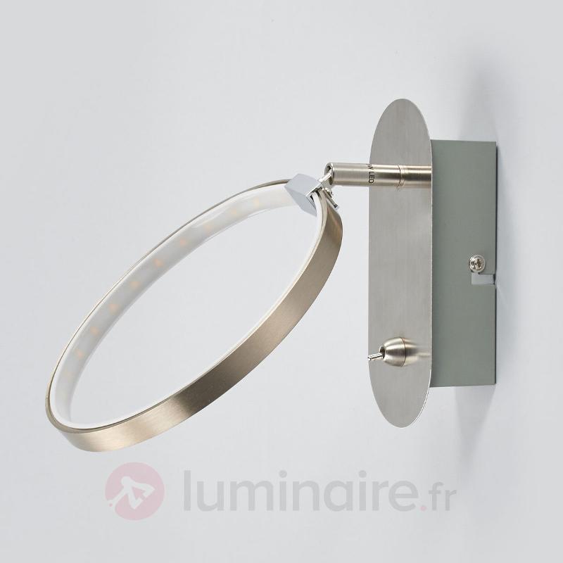 Tinka - applique LED avec interrupteur - Appliques LED