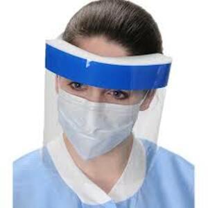 Disposal Full Face Shield - MEDICAL FACE MASKS