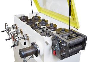 Introduttori Pre-raddrizzatori - Macchine per settore Fasteners