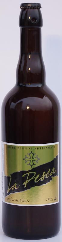 Bière blonde PESCA 75CL - Boissons