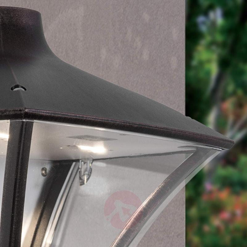 Rigon LED Outside Wall Light Bright IP65 - outdoor-led-lights