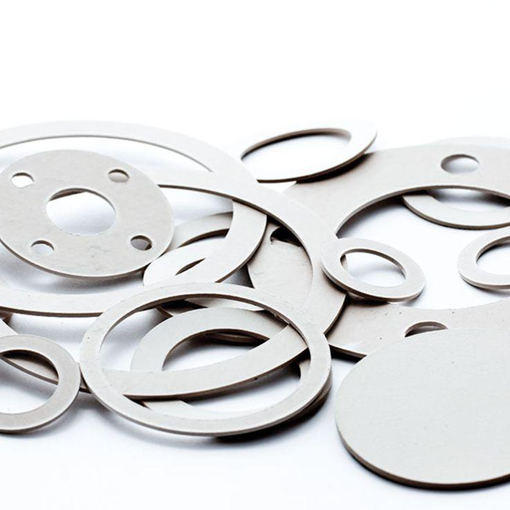 Sheet gaskets - D 3.6 WHITE