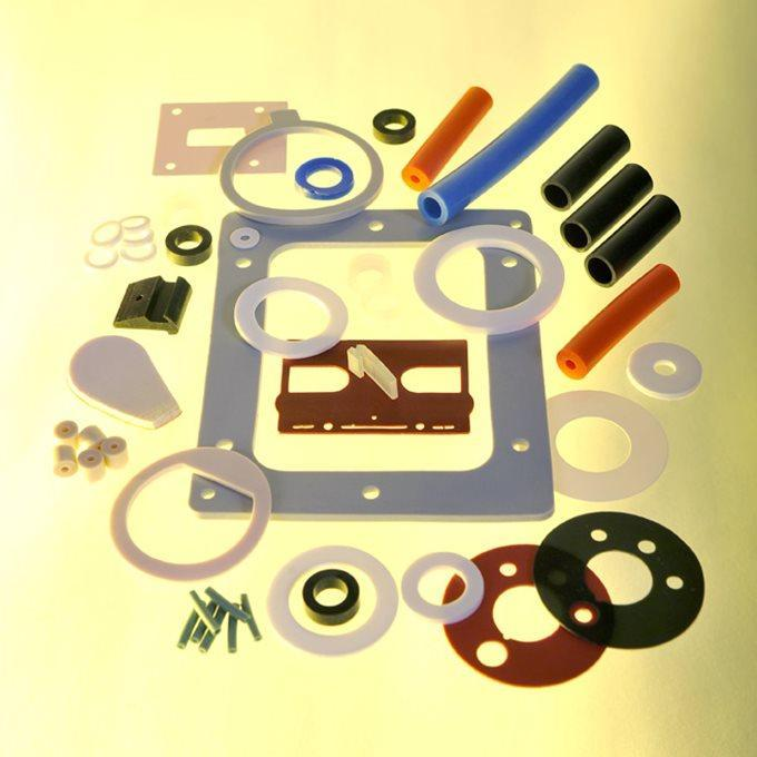 Silicone Seals, Washers and Gaskets - Silicone Seals, Washers and Gaskets