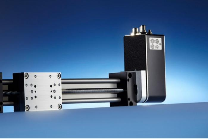 Positioning drive PSE 30x-8 - Positioning system for automated format changeovers in machines