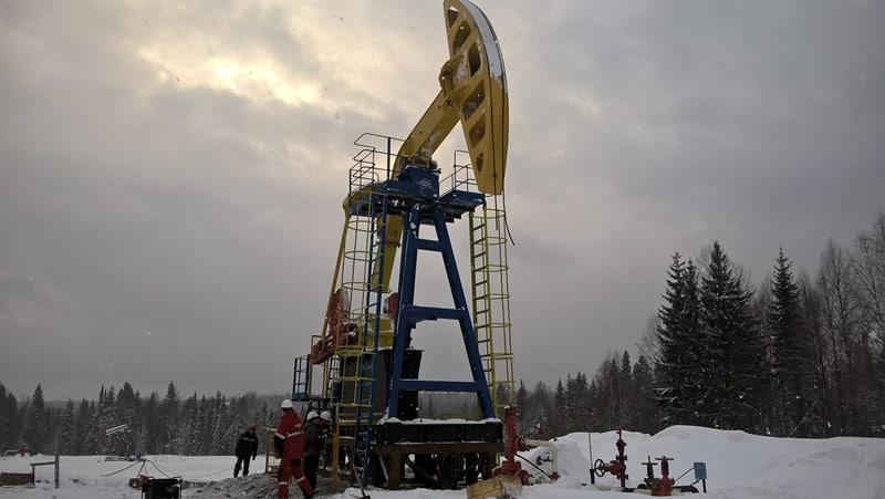Oil Well Equipping - Turn-key oil well