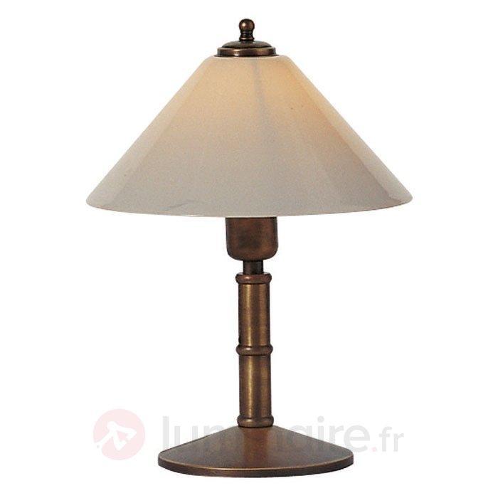 Lampe à poser ANNO 1900 de style antique - Lampes à poser rustiques