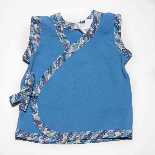Chemisettes - Chemisette bleu