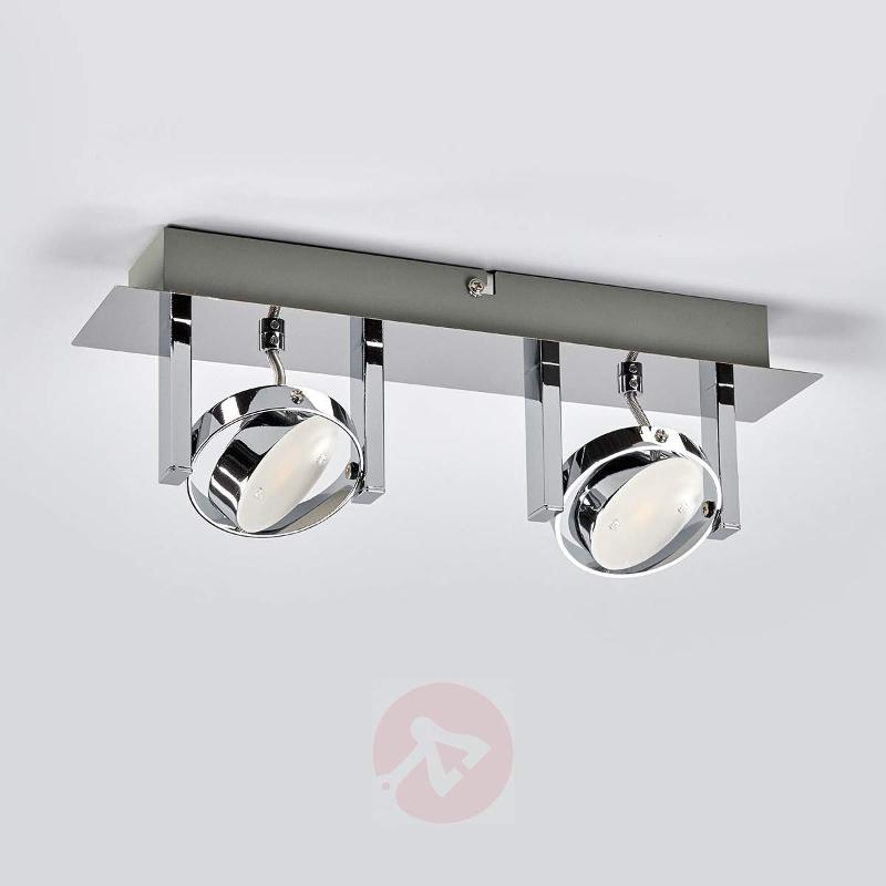 2-bulb Joko LED ceiling light - Ceiling Lights