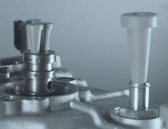 Hygiene rubber plugs - FDA Food grade rubber plugs