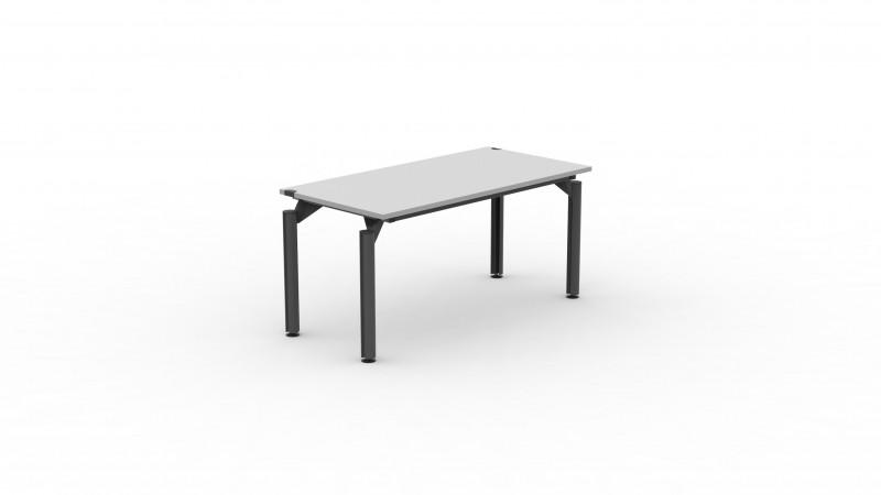 SWING system table - Lab furniture, powder coated tubular steel frame, various dimensions available