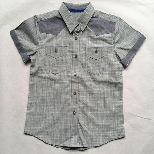 Camisa de manga corta para niños
